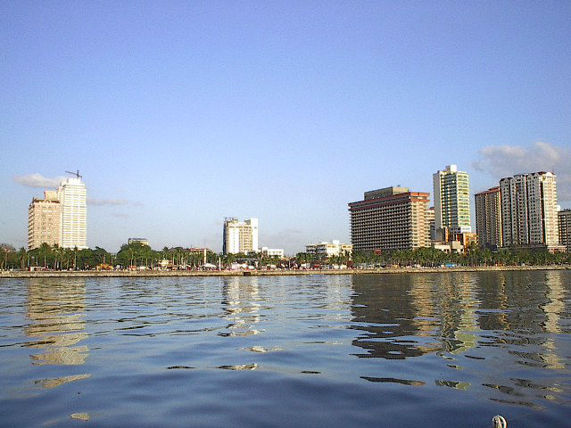 Manila Bay, The Philippines