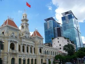 City Hall, Ho Chi Minh City