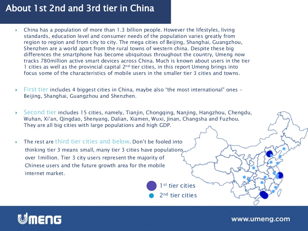 Emerging Market Skeptic - Chinese 1st, 2nd and 3rd Tier Cities