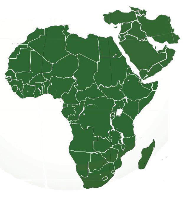 Middle East  Africa ETF Lists  Emerging Market Skeptic