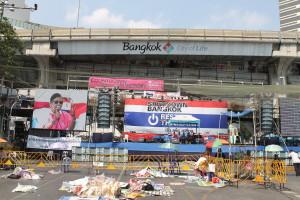 "Pictures of the ""Shutdown Bangkok, Restart Thailand"" Protests"
